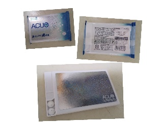 ACUOタブレット クリアミント